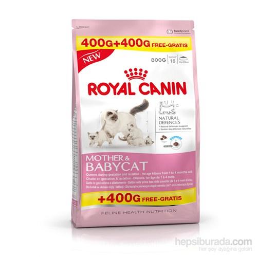 Royal Canin Mother&Babycat Yetişkin Kedi Maması 400gr + 400 gr