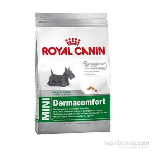 Royal Canin Mini Dermacomfort Deri ve Tüy Problemli Köpekler için 2 Kg