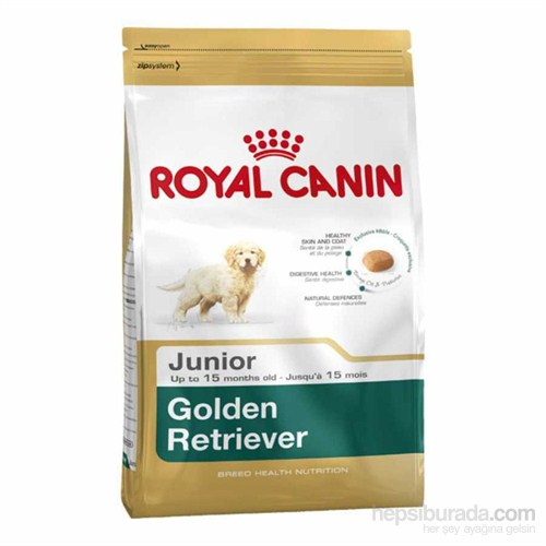 Royal Canin Golden Retriever Junior Yavru Köpek Maması 12 Kg