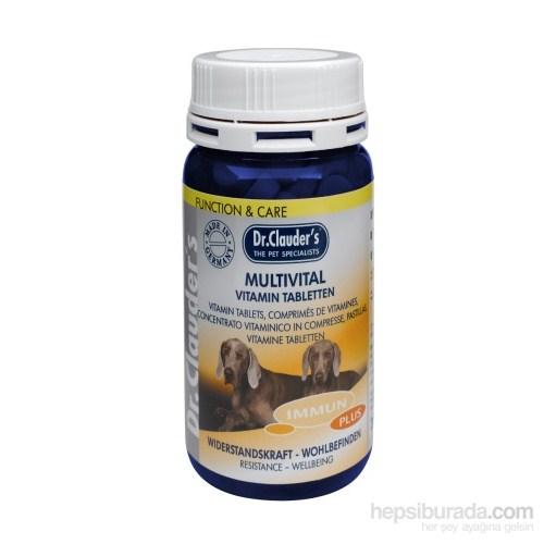 Dr.Clauder'S Köpek Çok Amaçlı Yaşamsal Vitamin Tablet 200 Gr.(Dr-40044)