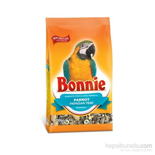 Bonnie Papağan Kuş Yemi 700g