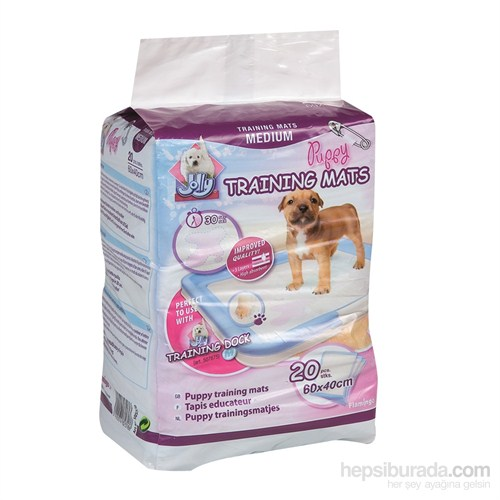 Karlie-Flamingo Eğitim Pedi 20Lı 60X40 Cm