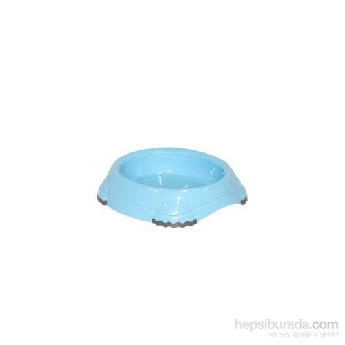 Moderna Smart Kedi Mama Kabı 12 Cm Mavi