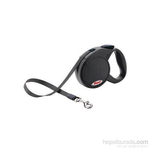 Flexi Mini Compact Siyah Otomatik Tasma