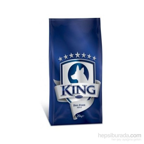King Dog Food Adult Kuru Köpek Maması 20 Kg
