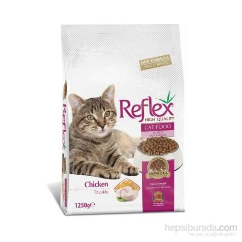 Reflex Yetişkin Kuru Kedi Maması 1.5 Kg