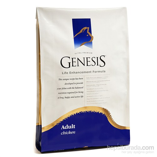 Genesis Adult Cat Food Kedi Maması 2 kg