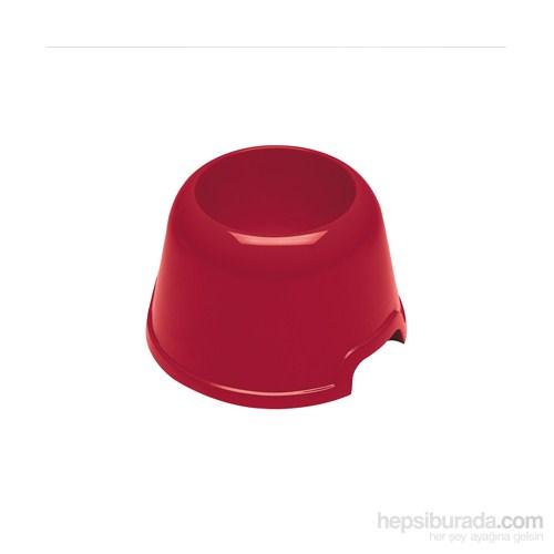Ferplast Party 14 Plastik Derin (Cocker) 0,5 Litre Mama Veya Su Kabı Kırmızı