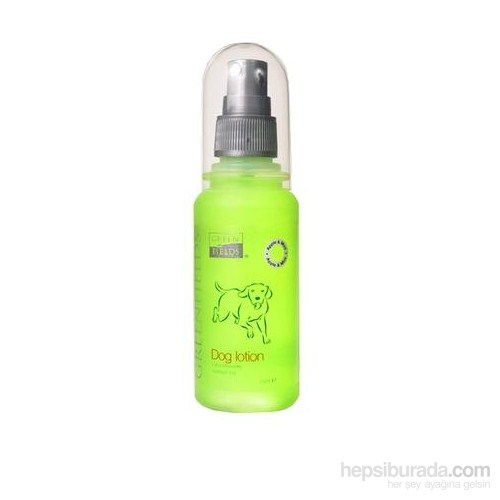 Gree Fields Appe& Mint Elma Ve Nane  Aromalı Köpek Losyonu 75Ml