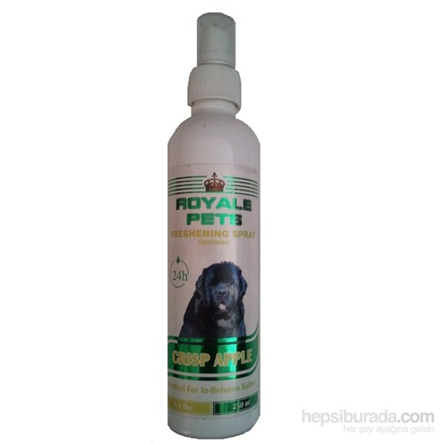 Royale Pets Crisp Apple 250 Ml
