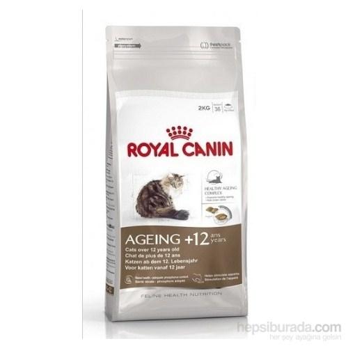 Royal Canin Mature Cat Ageing Yaşlı Kuru Kedi Maması + 12 Yaş 2 Kg