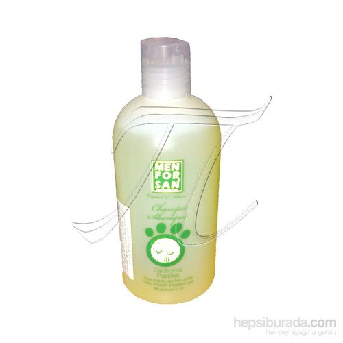 Men For San Cachorros Puppy Yavru Köpek Şampuanı 300 Ml