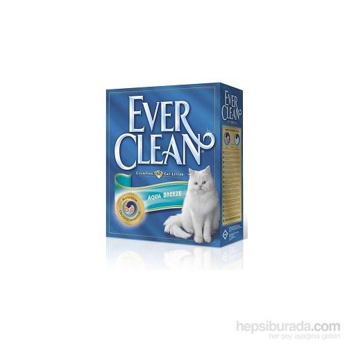 Ever Clean Okyanus Esintil Bentonit Kedi Kumu 6 Kg