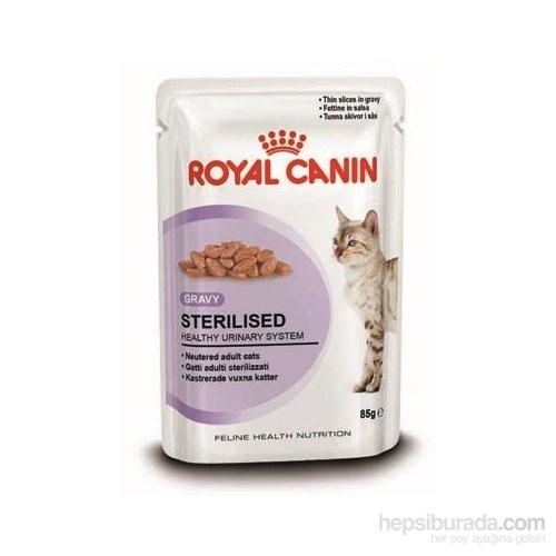 Royal Canin Kısırlaştırılmış Kedi Konserve Maması 85 Gr