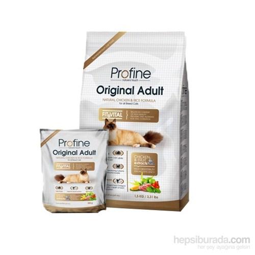 Profine Tavuklu Pirinçli Yetişkin Kuru Kedi Maması 1,5 Kg