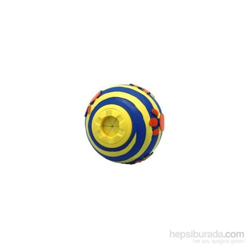 Happypet Wiggly Giggly Treat Ball Mavi