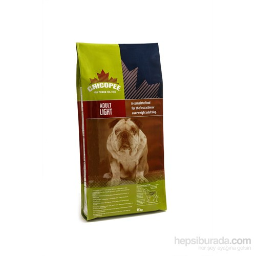 Chicopee Adult Light Yetişkin Light Kuru Köpek Maması 2Kg