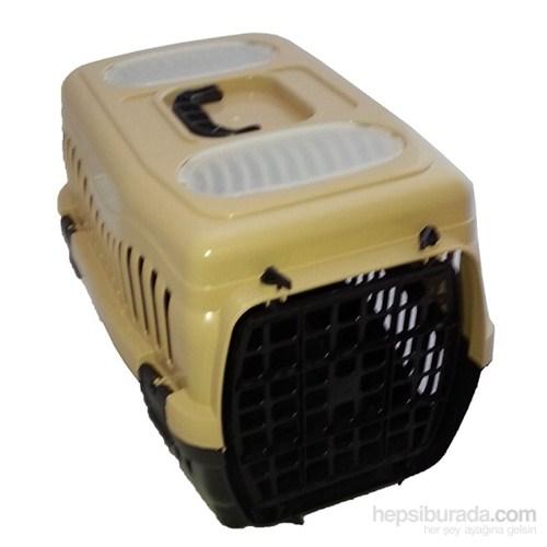 f6def7c46e442 ~%37 indirim~ Pet Style Kahverengi Kedi Ve Köpek Taşıma Çantası 50 Cm