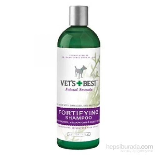 Vet´S+Best Fortifying Shampoo 470 Ml