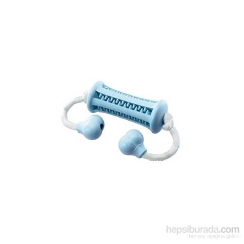 Ferplast Pa 6576 Diş Güçlendirici Kaucuk Diş İpi Mavi 35 Cm
