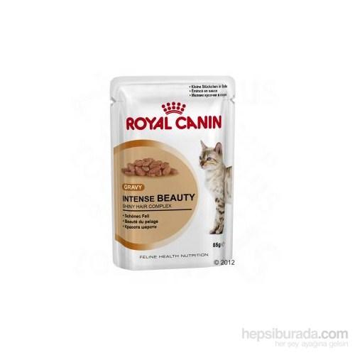Royal Canin Intense Beauty Yetişkin Kedi Islak Mama 85 Gr