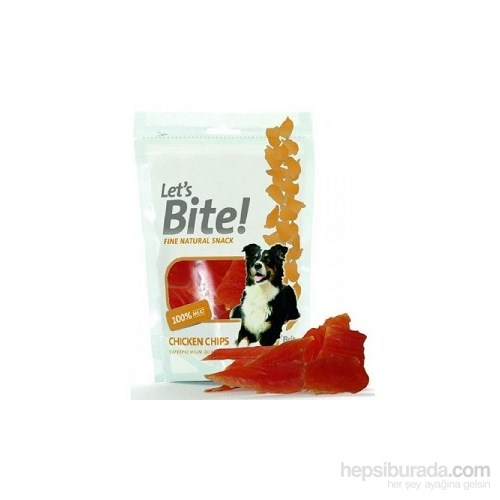 Brit Care Köpek Ödülü Chicken Chips 80Gr