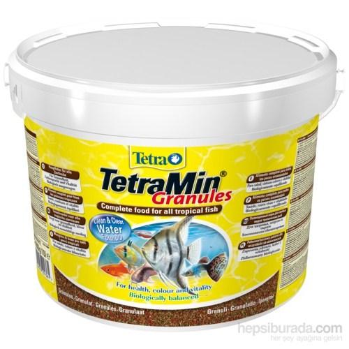 Tetra Tetramin Granules Balık Yemi 10 Lt