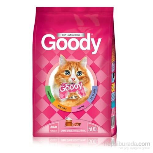 Goody Kuzu Etli Pirinçli Kedi Maması 2.5 Kg
