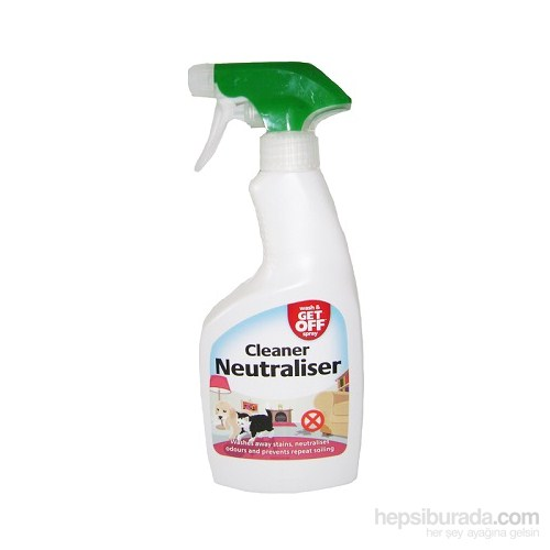Vapet Get Off Cleaner Neutraliser Spray İç Ve Dış Mekan Temizleyicisi 500 Ml
