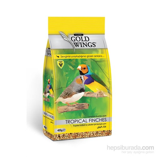 Gwc Tropical Finch Kuş Yemi 400 Gr