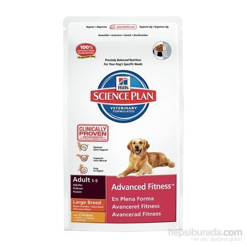 Hill's Science Plan Tavuklu Büyük Irk Yetişkin Köpek Maması 12 Kg (Adult Advanced Fitness Large Breed with Chicken)