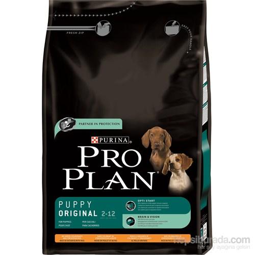 Pro Plan Yavru Köpekler İçin Tavuklu Ve Pirinçli Köpek Maması 12 Kg + 2 Kg (Puppy Chicken & Rice)