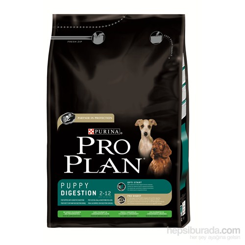 Pro Plan Puppy Small Mini Salmon 3 kg
