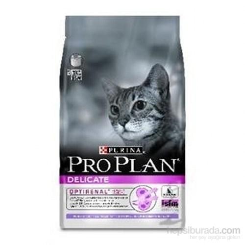 Pro Plan Hassas Ve Seçici Yetişkin Kediler İçin Hindili Pirinçli Kedi Maması 1,5 Kg (DELICATE Turkey