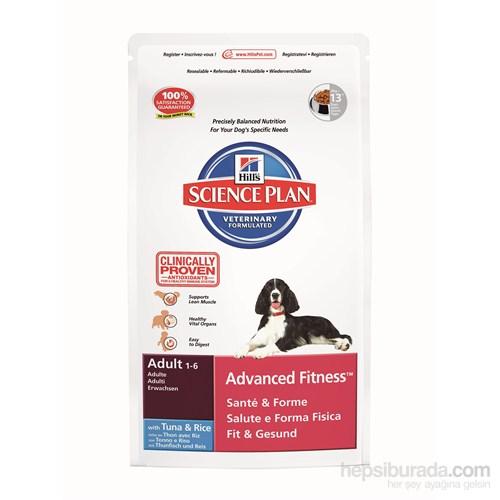 Hill's Science Plan Ton Balıklı Orta Irk Yetişkin Köpek Maması 3 Kg (Adult Advanced Fitness with Tuna & Rice)