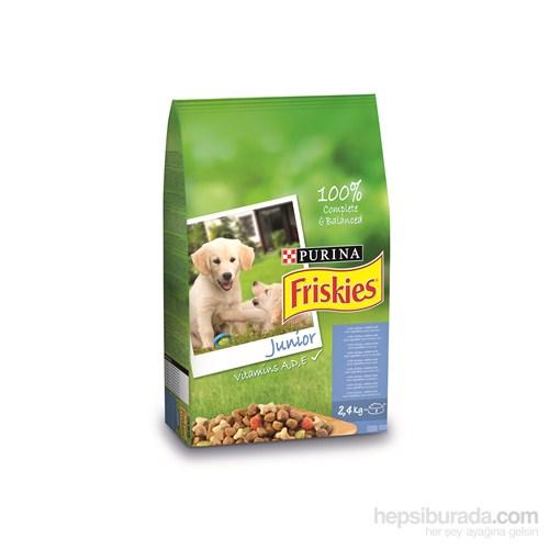 Friskies Tavuklu Ve Sebzeli Yavru Köpek Maması 2.4 Kg