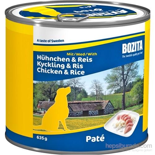 Bozita Tavuklu ve Prinçli Köpek Konservesi (Chicken & Rice Konserve) 635 Gr kk