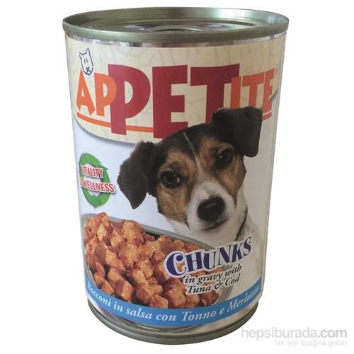 Efefe Appetite Köpek Konservesi Balıklı 405 Gr