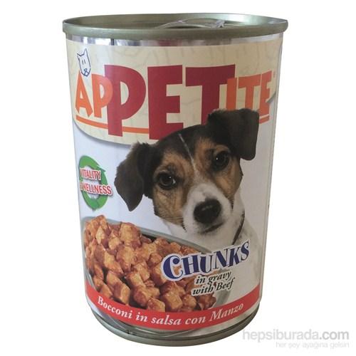 Efefe Appetite Köpek Konservesi Sığır Etli 405 Gr
