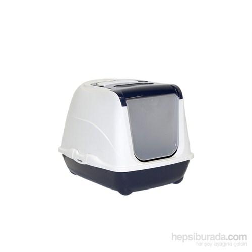 Moderna Flip Kapalı Tuvalet 58 Cm Lacivert