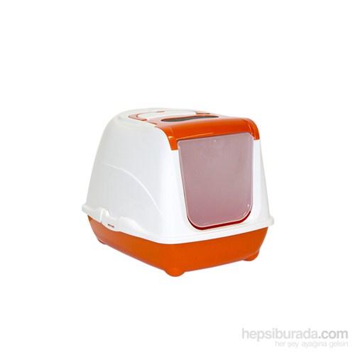 Moderna Flip Kapalı Tuvalet 58 Cm Turuncu