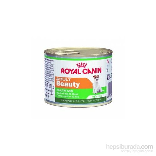 Royal Canin Chn Mini Adult Beauty Yetişkin Köpek Konservesi 195 Gr