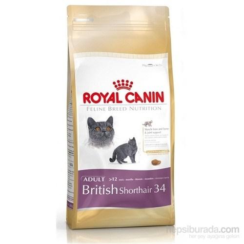 Royal Canin Fbn British Shorthair Irka Özel Yetişkin Kuru Kedi Maması 400 Gr