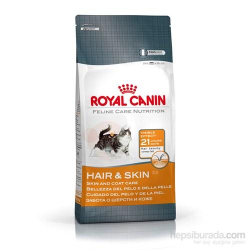 Royal Canin Fcn Hair&Skin Deri Ve Tüy Sağlığı İçin Yetişkin Kuru Kedi Maması 4Kg