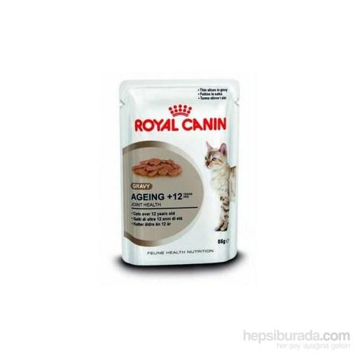 Royal Canin Fhn Ageing +12 Yaşlı Kedi Konservesi 85 gr x 12 adet