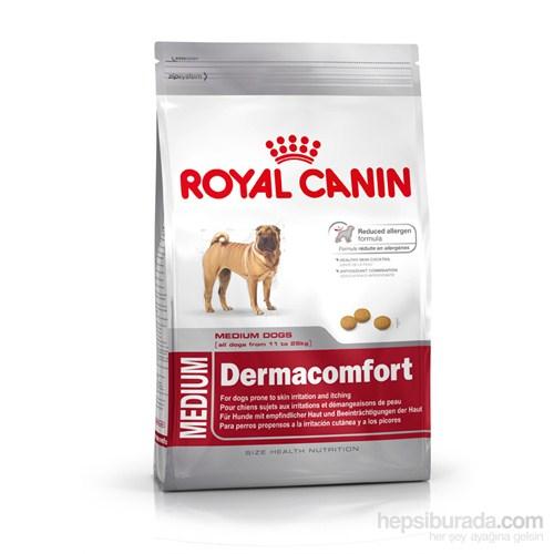 Royal Canin Shn Dermacomfort Medium Orta Irk Hassas Derili Köpek Maması 10 Kg