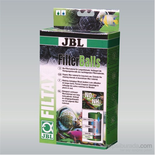 Jbl Filter Balls Bioball Biyolojik Toplar 100 Adet