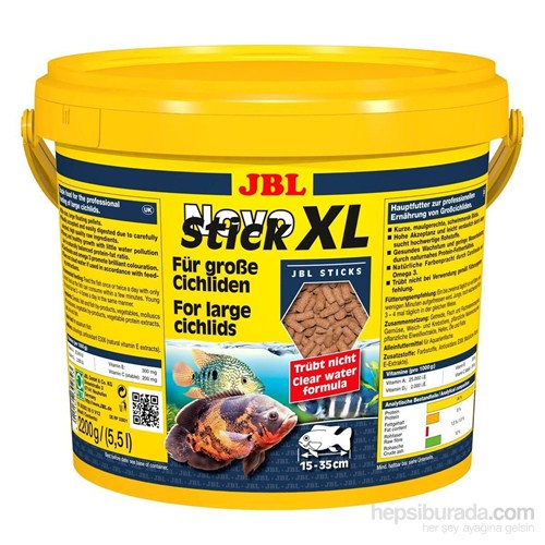 Jbl Novo Stick Xl 5,5 Lt. 2200 Gr