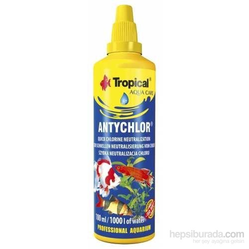 Tropical Antychlor Klor Giderici 100 Ml