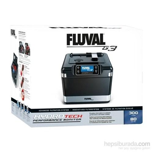 Fluval G3 Tam Elektronik Akvaryum Dış Filtre